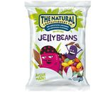 A box of 12 bags of The Natural Confectionery Company Jelly Beans.