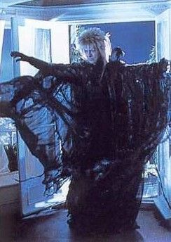 Sarah: You're him, aren't you? You're the Goblin King.