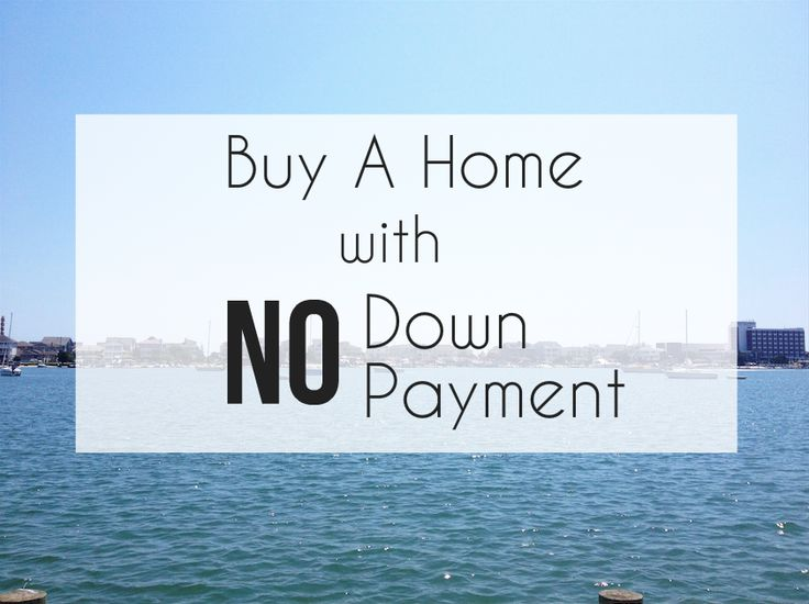 Buy a House with No Down Payment — Bethany Mitchell Homes