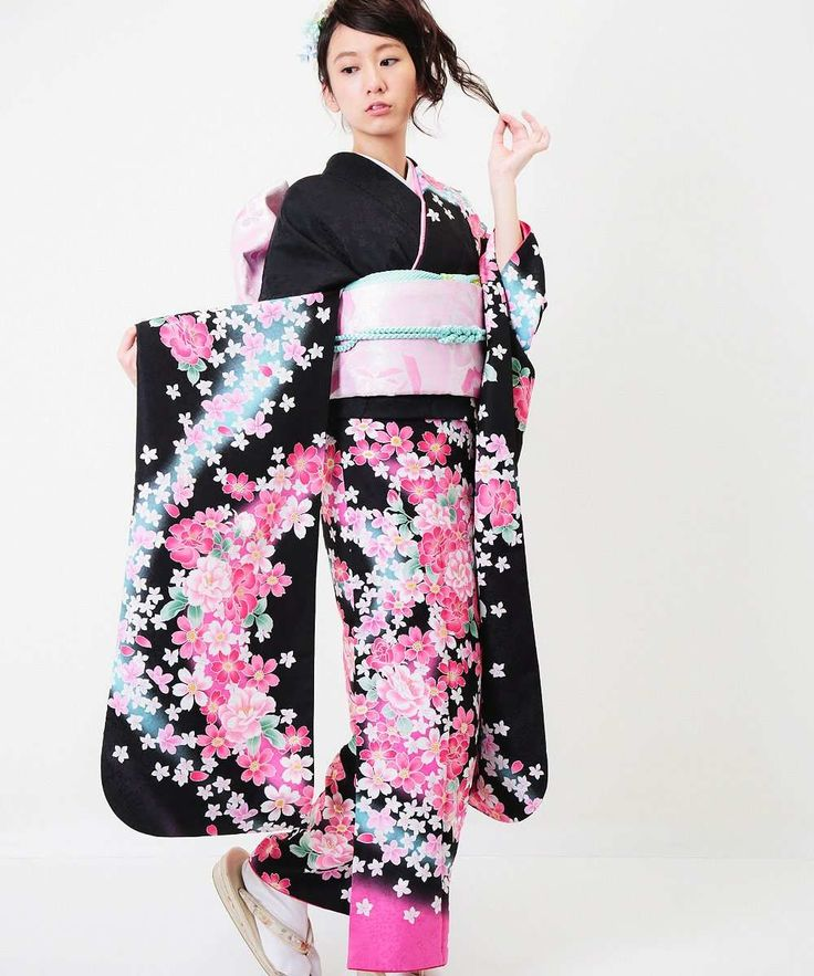 Japan Kimono Kimonos Pinterest Kimonos Japan And Kawaii Fashion
