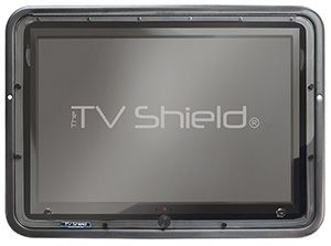 Transform Your Outdoor Living Space with a The TV Shield Weatherproof TV Case…