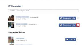 facebook cutucadas