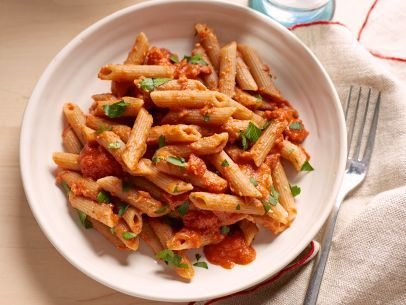 Whole-Wheat Penne a la Vodka: Food Network, Network Kitchen, Healthy Eats, Vodka Recipe, Healthy Eating, Lightened Up Penne, Healthy Recipes, Greek Yogurt, Vodka