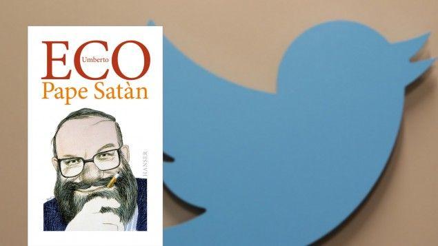 "Cover - Umberto Eco: ""Pape Satàn"" (Carl Hanser Verlag / dpa / Christoph Dernbach)"