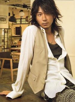 Ken Kitamura of L'Arc~en~Ciel
