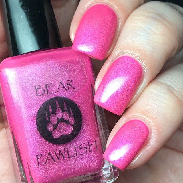 Bear Pawlish - Paws for Ta Tas