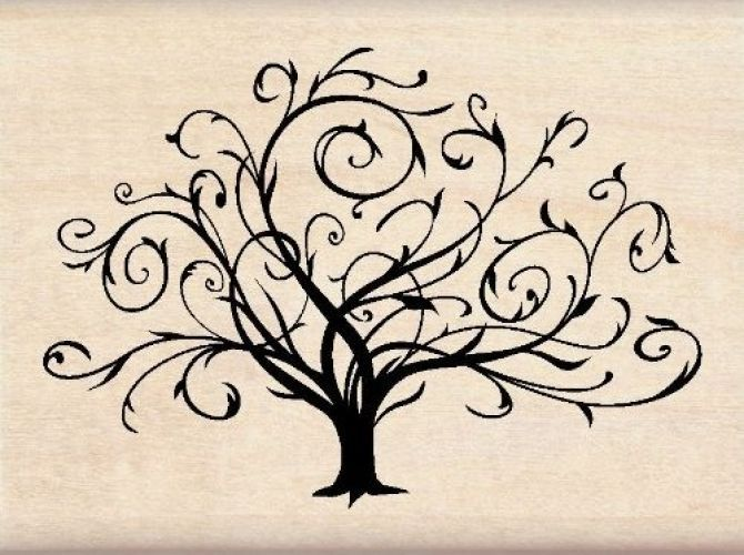 Tree Tattoo | Ruth Tattoo Ideas