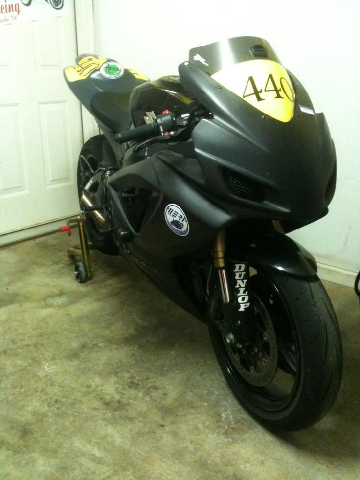 2007 gsxr 600 race ready - http://get.sm/0M1rGV #wera Suzuki