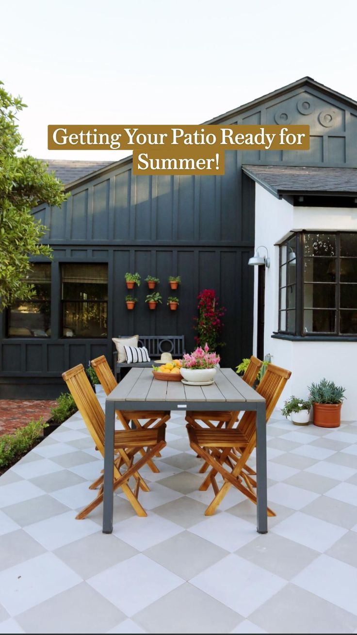 Patio Dining, Outdoor Dining, Dining Decor, Outdoor Decor, Outdoor Landscaping, Backyard Patio, Outdoor Life, Outdoor Spaces, Porch Styles