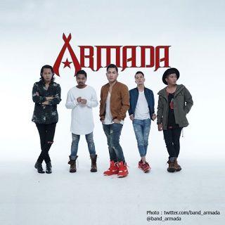Kumpulan Kunci Chord Gitar Band Armada - Lirik Lagu Indonesia