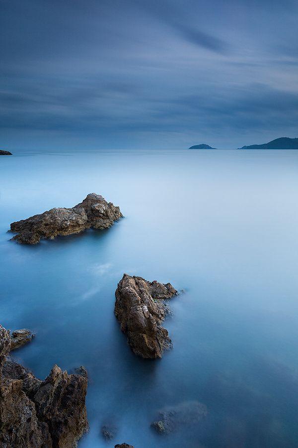 """""""Blue Symphony"""" by Francesco Gola."""