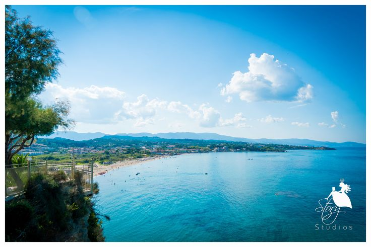 Breathtaking views from the Balcony Hotel, perfect for a Zante Wedding!