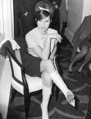 Barbara Streisand 1966.