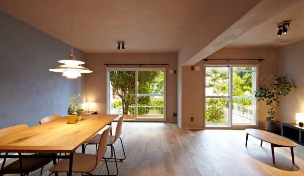 こちらから家のアイデアやデザインを見つけ出しましょう。山田伸彦建築設計事務所が手掛けた下北方の家/宮崎市の住宅 | homify