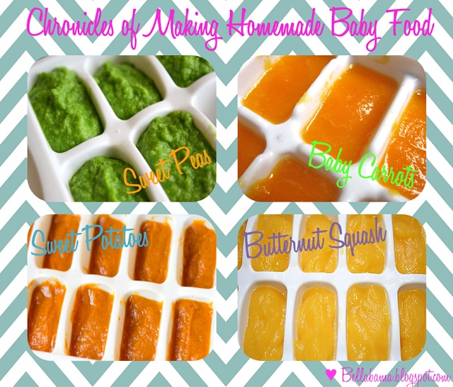 All about baby food