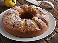 Ciambella alle mele   ricetta semplice