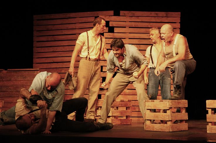théâtre Toursky - Mice and men