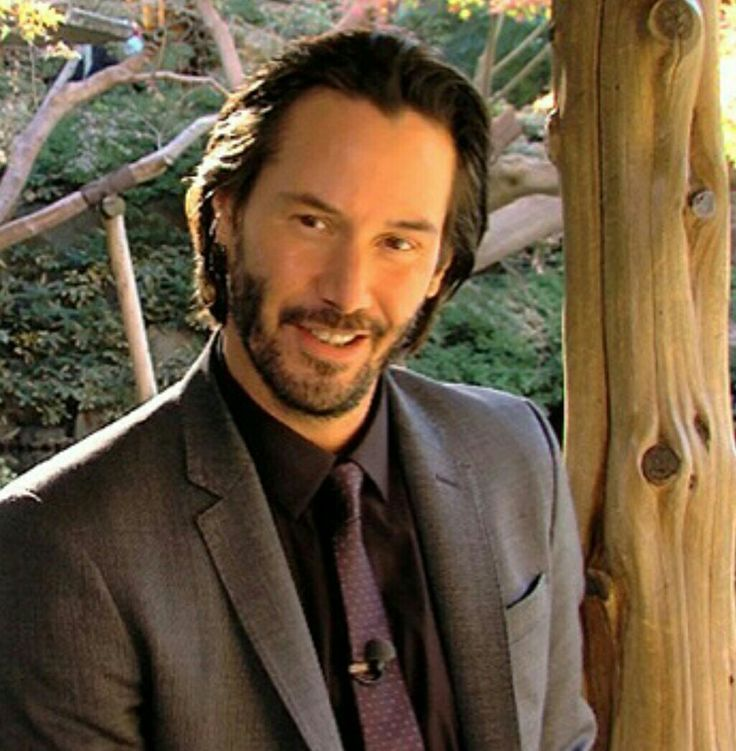 Keanu VAVAVOOM MY LOVE
