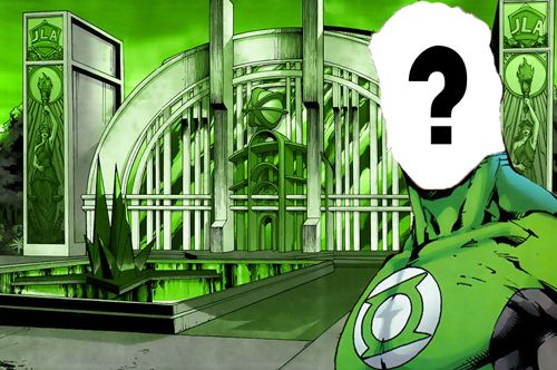 Who'll Wear The Ring? Editorial - Why Hal Jordan is a better choice for the Justice League Movie