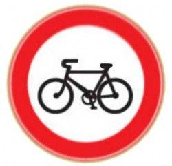 Bisiklet Giremez Levhası