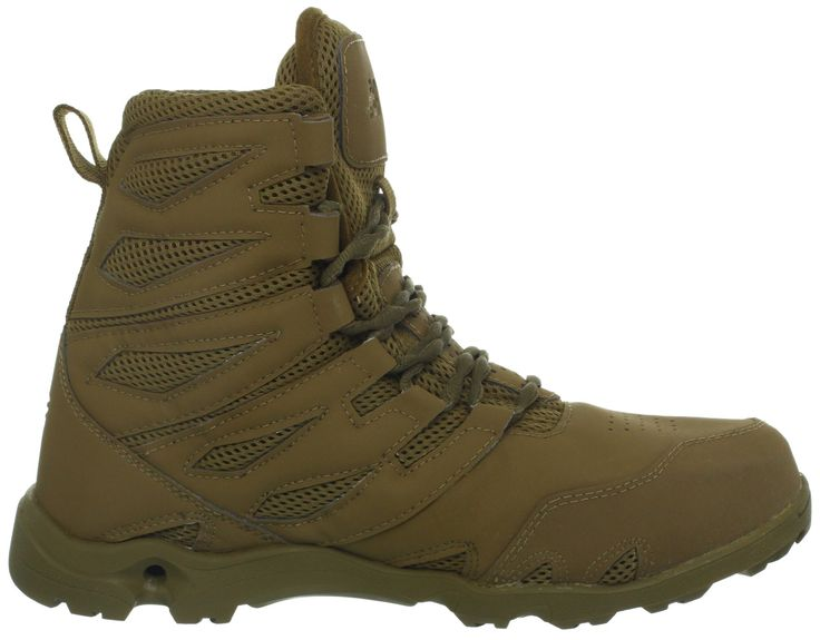 New Balance Tactical Men's Abyss II 8-Inch Utility Boot,Coyote Brown,6