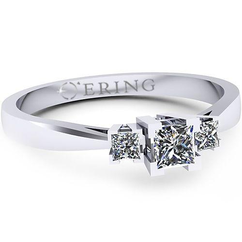 Inel logodna L53ADI cu diamante