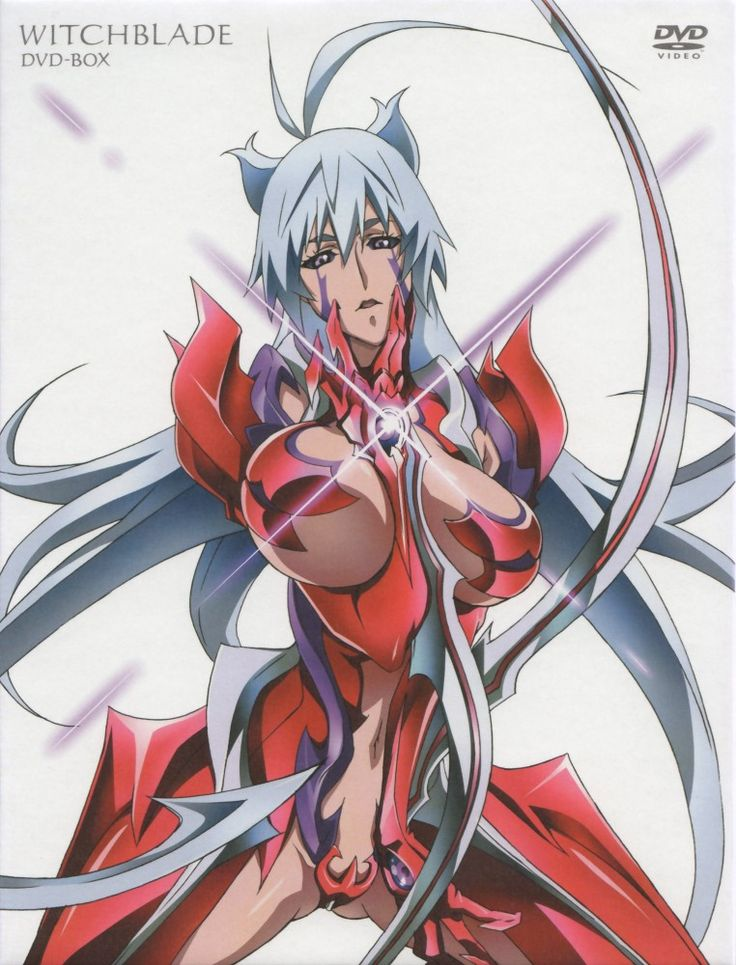 Witchblade anime porn