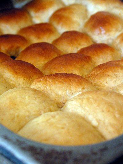 Recipe: Potato Dough Rolls
