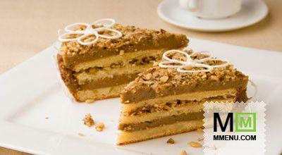 Торт «Кофейное зернышко»