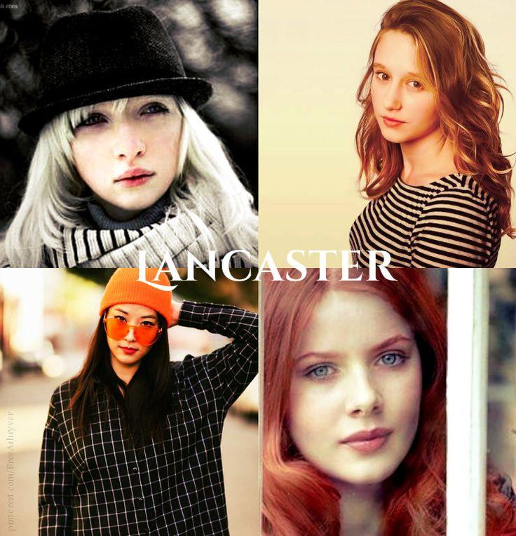 Hanna, Amber, Violeta, Summer