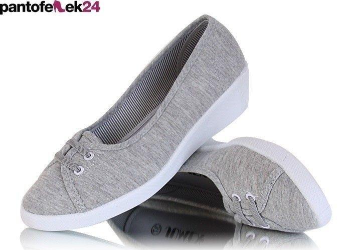 Szare trampki/ Grey sneakers / 29 PLN #sneakers #grey #summer #spring # trampki