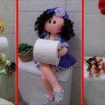Porta Rotolo Di Carta Igienica Simpatico e Originale Ecco Come Farlo