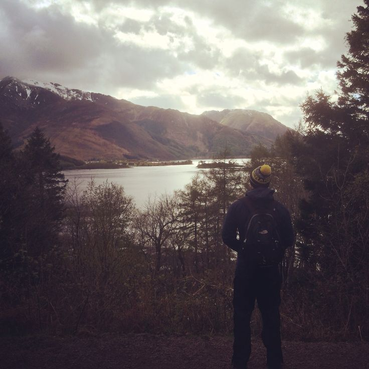 Hospital Lochan trail, Glencoe