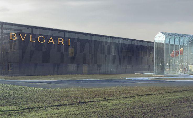 Ювелирный дом Bvlgari начал строительство новой мануфактуры