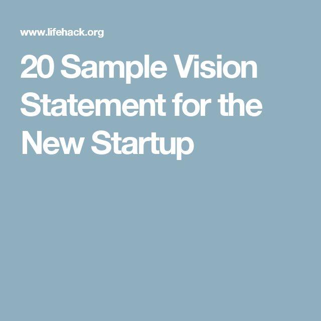 20 Inspiring Vision Statement Examples (2019 Updated) Door County