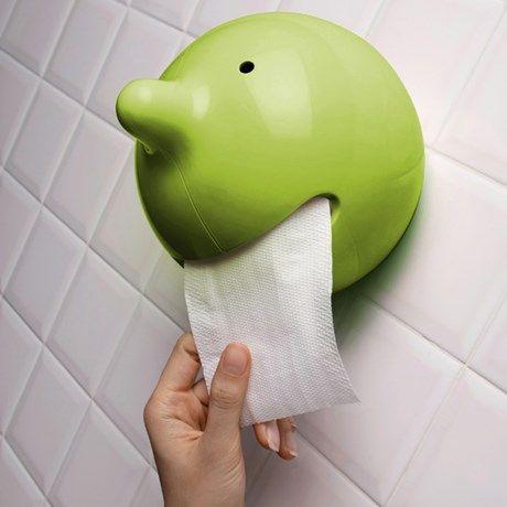 Hållare för toalettrulle - Mr. P