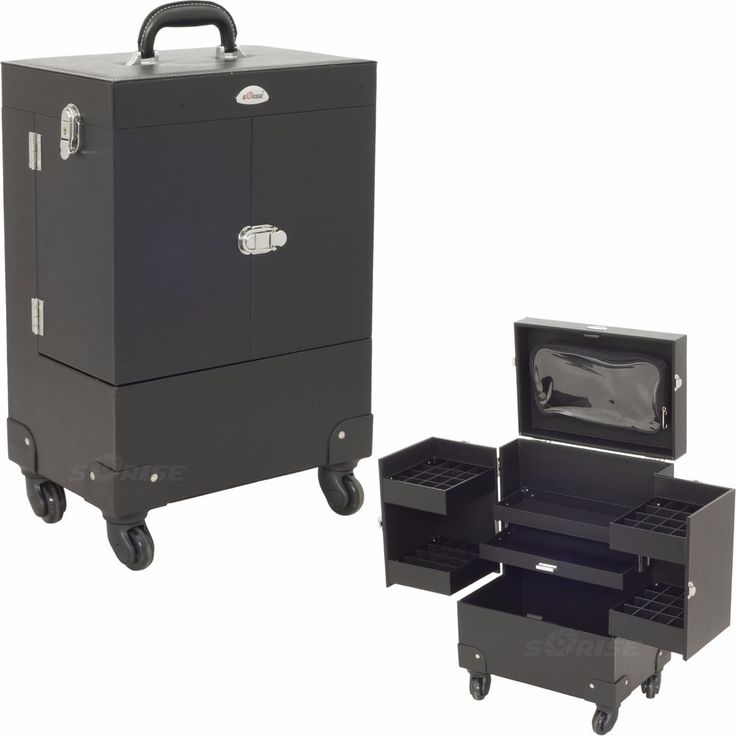 Nail Polish Storage Case Organizer Technician Manicure Pedicure Trolley #Sunrise http://www.ebay.com/itm/-/162448640663?ssPageName=STRK:MESE:IT