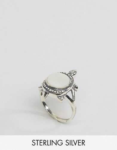 Prezzi e Sconti: #Regal rose anello a tartaruga in argento taglia Xsm  ad Euro 34.99 in #Regal rose #Female per prodotto gioielli