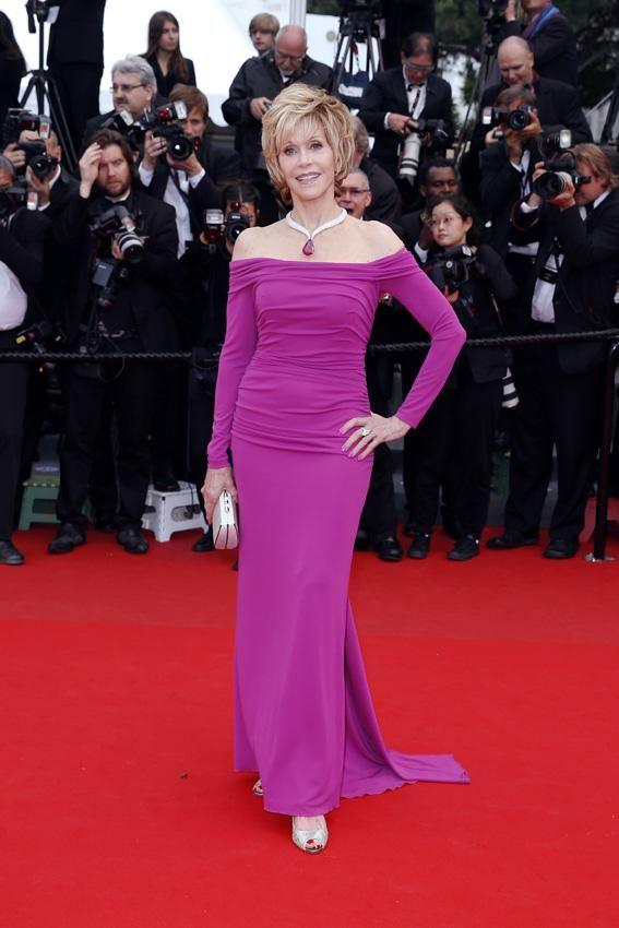 Jane Fonda a Cannes