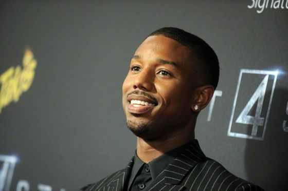 Michael B. Jordan: Bakari  - unique middle names