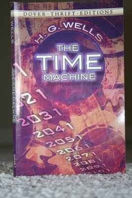 the concept of time travel in the novel the time machine by hg wells Welcome to the time machine wiki the wiki about hg wells' the time machine expands the concepts of the original novel of time travel.