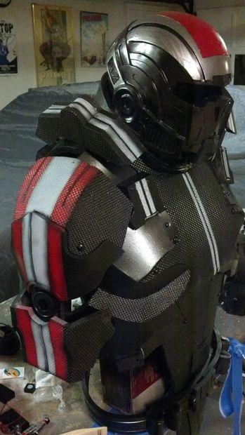 Make foam armor