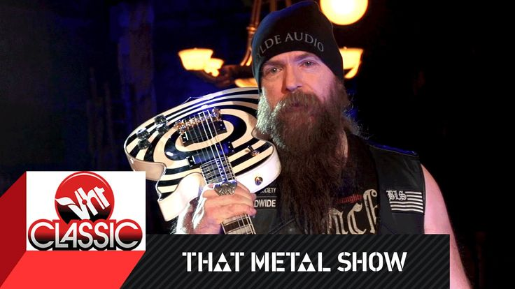 That Metal Show | Zakk Wylde: That Metal Gear | VH1 Classic