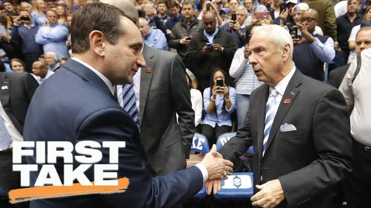 (adsbygoogle = window.adsbygoogle || []).push();           (adsbygoogle = window.adsbygoogle || []).push();  Stephen A. Smith and Max Kellerman share their thoughts on if they would rather play for North Carolina's Roy Williams or Duke's Mike Krzyzewski. Subscribe to...