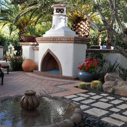 Mexican Kitchen Design Ideas, Pictures, Remodel, and Decor - page 28