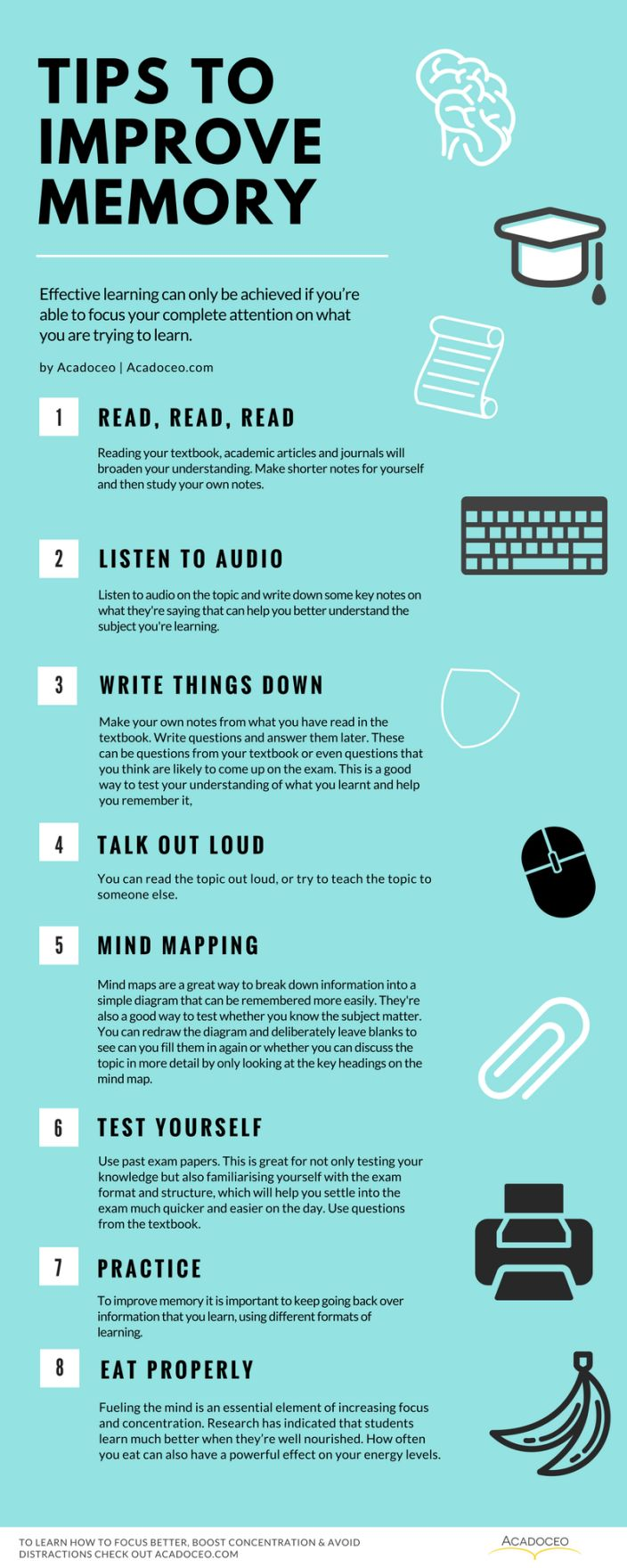 The Top 10 Memory Improvement Tips to Remember Anything
