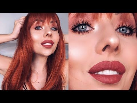 RED LIPS GLAM MAKEUP - Short Clip - Alicia_Wunderbar http://makeup-project.ru/2017/12/12/red-lips-glam-makeup-short-clip-alicia_wunderbar/