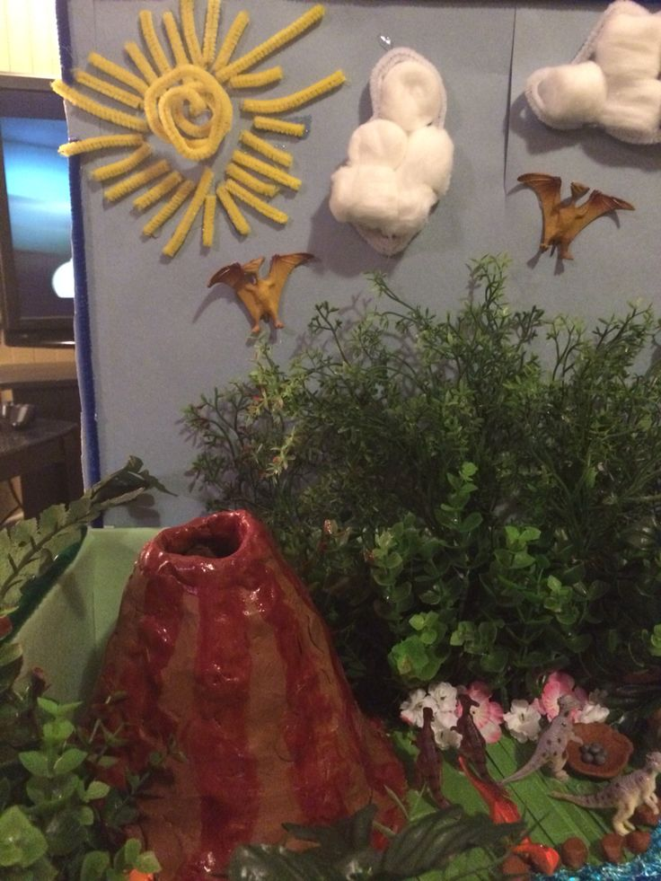 1000+ images about Tysons Dinosaur Diorama Project! on Pinterest ...