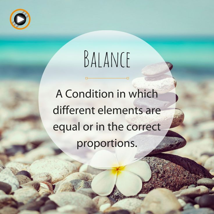 What is Balance? How would you define balance? #balance #definition #awareness #consciousness