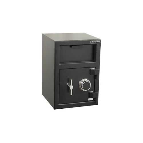 Honeywell - 1.1 Cu. Ft. Safe with Combination Lock